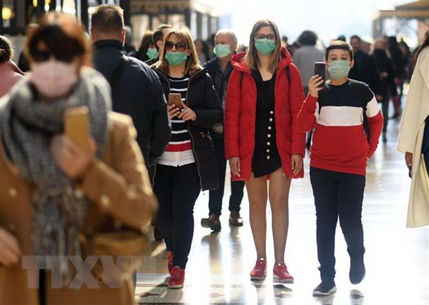 Dich COVID-19: Litva ghi nhan ca nhiem virus SARS-CoV-2 dau tien hinh anh 1