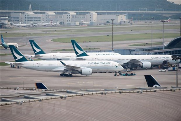 Cathay Pacific bi phat hon 640.000 USD vi lam ro ri du lieu khach hinh anh 1