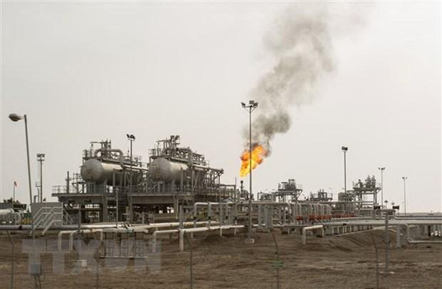 OPEC nhat tri cat giam san luong dau mo sau hon trong quy 2 hinh anh 1