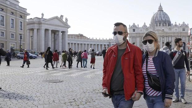 Vatican ghi nhan truong hop dau tien nhiem virus SARS-CoV-2 hinh anh 1