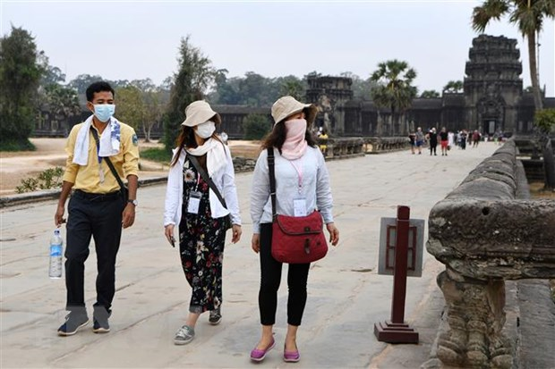 Campuchia tam ngung hoat dong cac cua khau bien gioi voi Viet Nam hinh anh 1