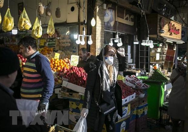 Iran tu choi loi de nghi giup do cua to chuc Bac sy khong bien gioi hinh anh 1