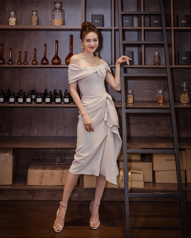 Ninh Duong Lan Ngoc - My nhan mac gi cung dep cua showbiz Viet hinh anh 2