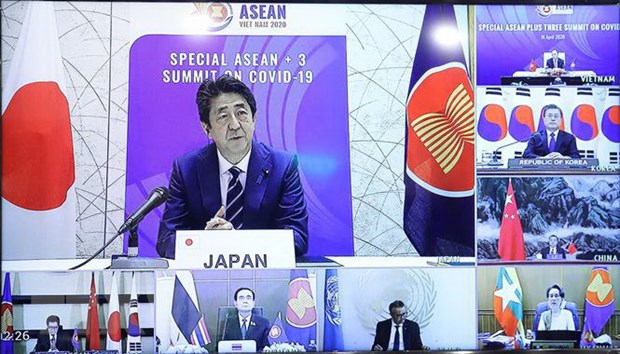 Hop tac ASEAN va cac quoc gia Dong A la chia khoa de chong dich hinh anh 1