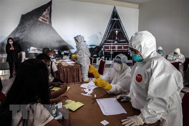 Philippines phat hien them hon 170 ca nhiem virus SARS-CoV-2 hinh anh 1