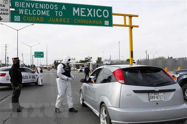 Nhieu tro ngai trong cuoc chien chong COVID-19 tai Mexico hinh anh 1
