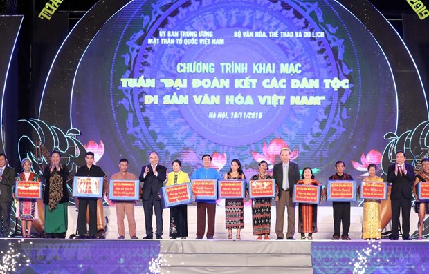Thuc hien loi day cua Chu tich Ho Chi Minh ve dai doan ket dan toc hinh anh 3