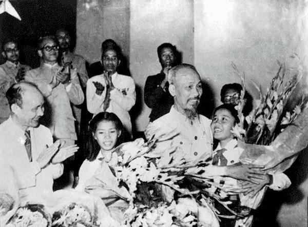 Thuc hien loi day cua Chu tich Ho Chi Minh ve dai doan ket dan toc hinh anh 1
