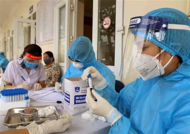 TP. HCM: Hai nguoi nuoc ngoai duong tinh tro lai voi virus SARS-CoV-2 hinh anh 1