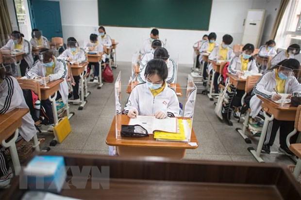 Trung Quoc: Thanh pho Vu Han len ke hoach xet nghiem toan bo dan hinh anh 1