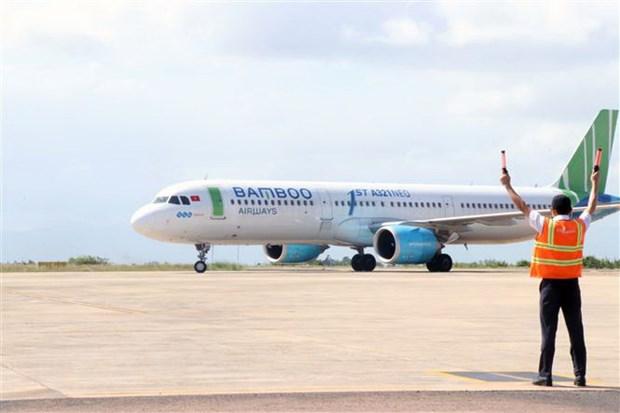 Bamboo Airways duoc phep mo duong bay truc tiep giua Viet Nam-Nhat Ban hinh anh 1