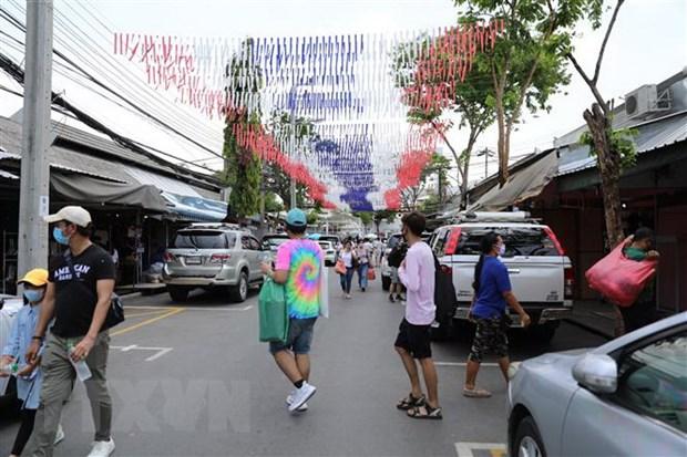 Thai Lan lan dau khong ghi nhan ca moi trong ngay ke tu dau thang 3 hinh anh 1