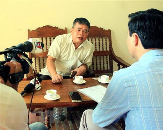 Tuyen Quang: Hang nghin met vuong rung phong ho Lang Chua bi pha trang hinh anh 2