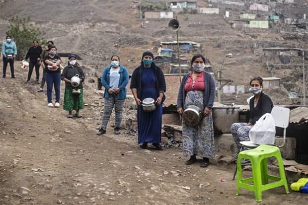 Mexico dang vao giai doan dinh diem, 9.900 canh sat Peru mac COVID-19 hinh anh 3