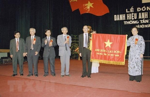 [Photo] TTXVN khong ngung doi moi, nang cao chat luong thong tin hinh anh 12