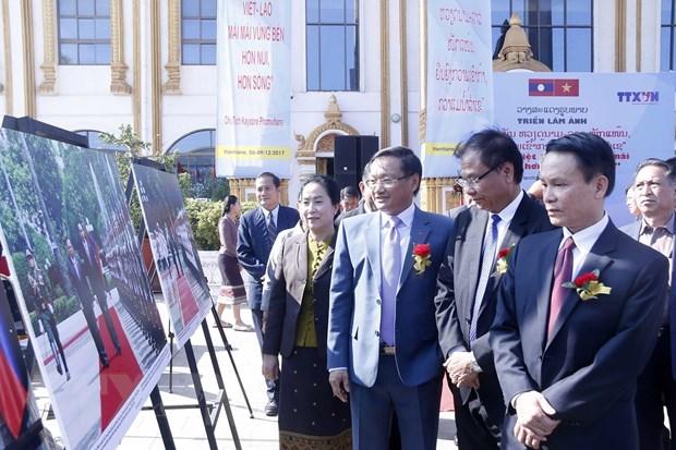 [Photo] TTXVN khong ngung doi moi, nang cao chat luong thong tin hinh anh 23