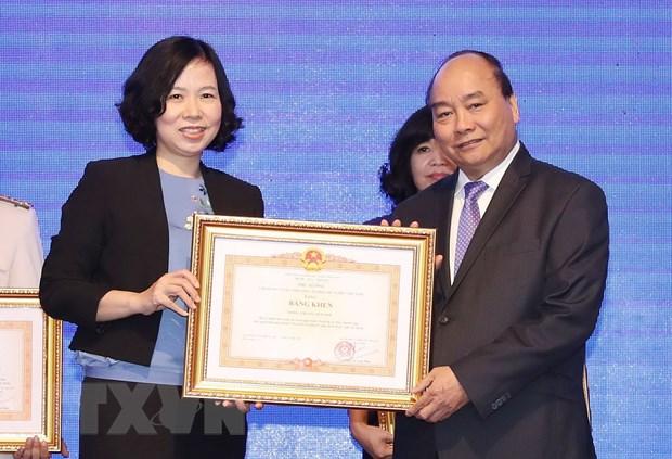 [Photo] TTXVN khong ngung doi moi, nang cao chat luong thong tin hinh anh 25