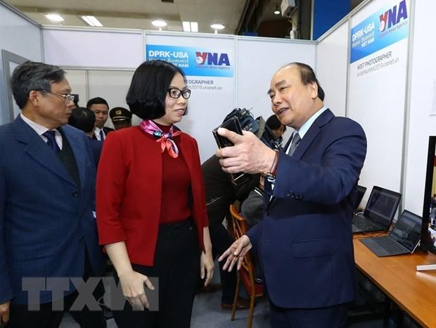 [Photo] TTXVN khong ngung doi moi, nang cao chat luong thong tin hinh anh 28