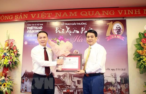 [Photo] TTXVN khong ngung doi moi, nang cao chat luong thong tin hinh anh 31
