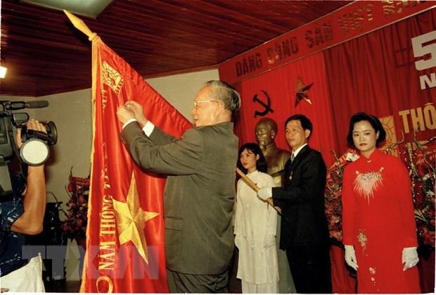 [Photo] TTXVN khong ngung doi moi, nang cao chat luong thong tin hinh anh 10