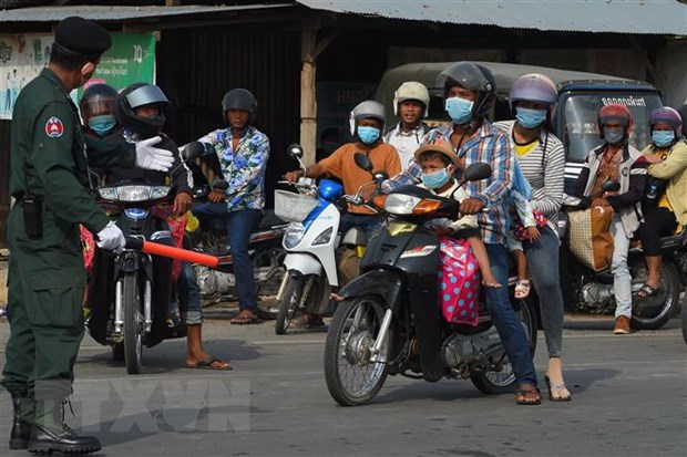 Campuchia bo cong ham han che qua lai bien gioi cua cong dan Viet Nam hinh anh 1
