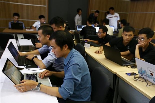 Tang ket noi giua cac quoc gia ASEAN trong phong chong tan cong mang hinh anh 1