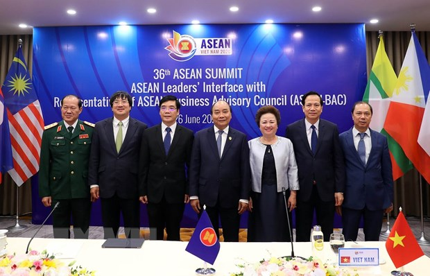 ASEAN 2020: Cac nuoc cam ket lam het suc ho tro cong dong doanh nghiep hinh anh 1