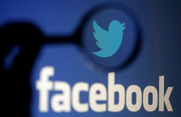 Co phieu Facebook, Twitter giam manh do chien dich tay chay quang cao hinh anh 1