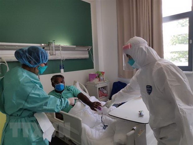 Indonesia ghi nhan so ca nhiem COVID-19 trong ngay cao nhat hinh anh 2