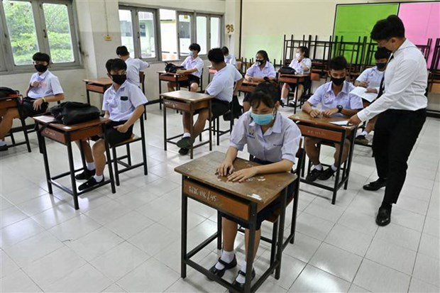 Chuyen gia: Lan song lay nhiem thu nhat o Thai Lan da ket thuc hinh anh 1
