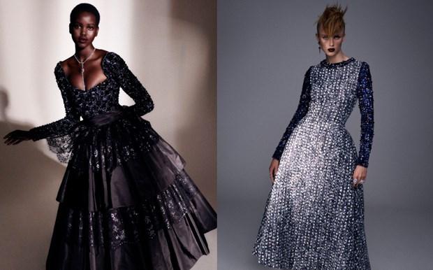 Chanel haute couture: Nhung nang cong chua punk kieu diem, noi loan hinh anh 14