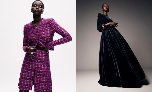 Chanel haute couture: Nhung nang cong chua punk kieu diem, noi loan hinh anh 3