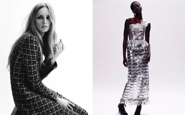 Chanel haute couture: Nhung nang cong chua punk kieu diem, noi loan hinh anh 5