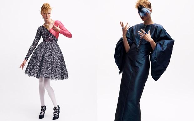 Chanel haute couture: Nhung nang cong chua punk kieu diem, noi loan hinh anh 6