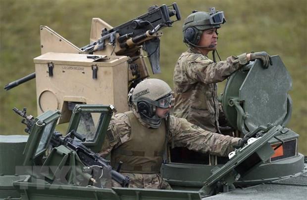NATO phai thuc hien mot so dieu chinh trong giai doan dich COVID-19 hinh anh 1