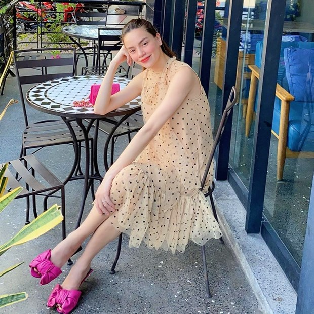 Thanh Hang, Ha Ho do street style nu tinh cung dan my nhan Viet hinh anh 1