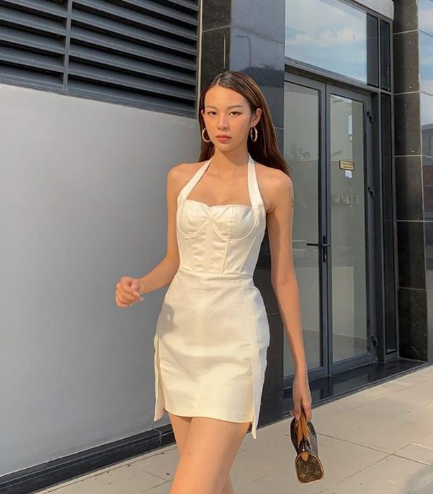Thanh Hang, Ha Ho do street style nu tinh cung dan my nhan Viet hinh anh 5