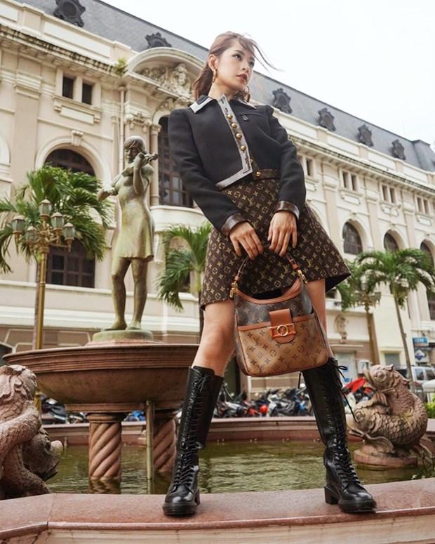 Thanh Hang, Ha Ho do street style nu tinh cung dan my nhan Viet hinh anh 9