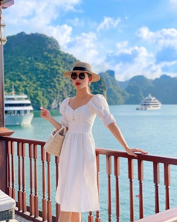 Thanh Hang, Ha Ho do street style nu tinh cung dan my nhan Viet hinh anh 8