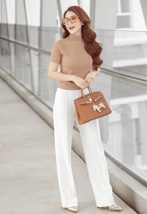 Thanh Hang, Ha Ho do street style nu tinh cung dan my nhan Viet hinh anh 13