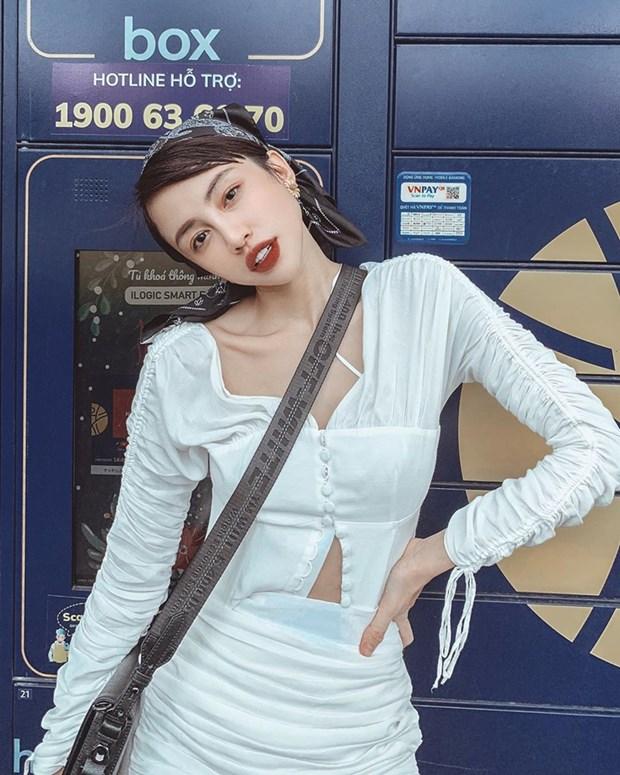 Thanh Hang, Ha Ho do street style nu tinh cung dan my nhan Viet hinh anh 10