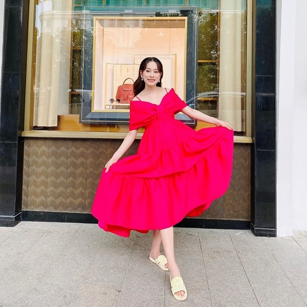Thanh Hang, Ha Ho do street style nu tinh cung dan my nhan Viet hinh anh 19