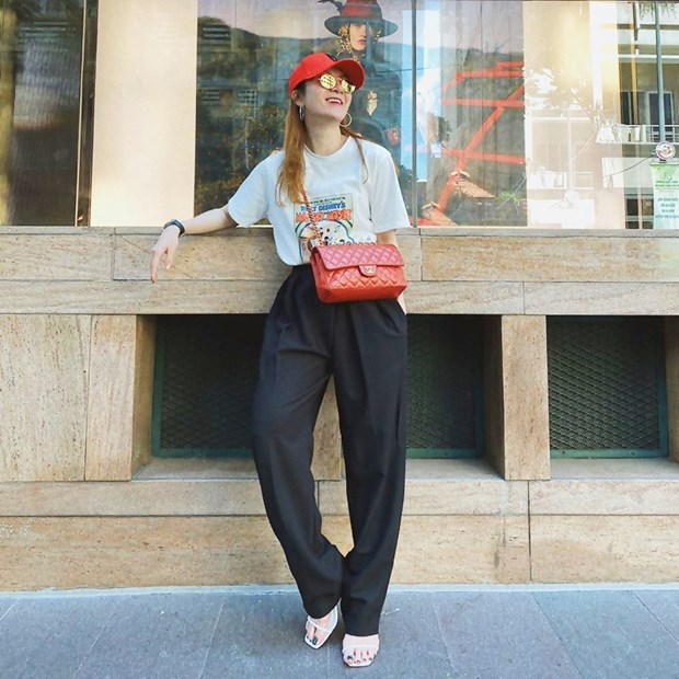 Thanh Hang, Ha Ho do street style nu tinh cung dan my nhan Viet hinh anh 24
