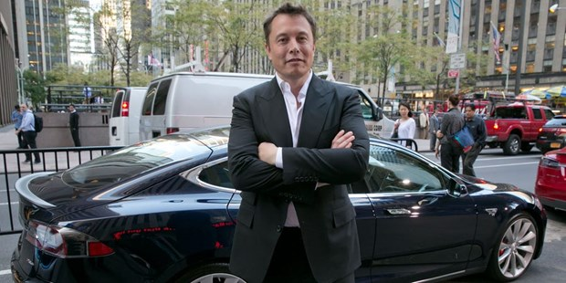 Co phieu Tesla tang cao, Elon Musk co the nhan duoc hon 2 ty USD hinh anh 1