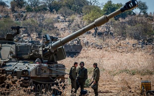 De phong Hezbollah, Israel dieu quan tiep vien toi bien gioi voi Liban hinh anh 1