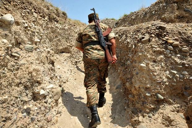 Nga hoi thuc Armenia, Azerbaijan dam phan hoa binh cham dut xung dot hinh anh 1