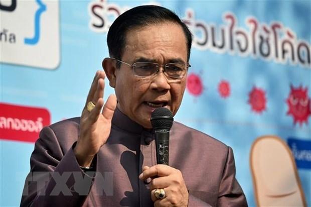 Thai Lan de xuat cac linh vuc hop tac Mekong-Lan Thuong hinh anh 1
