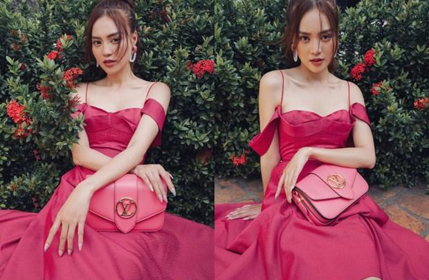 My nhan Viet, chau A phai long ve dep cua mau tui Louis Vuitton pont 9 hinh anh 2