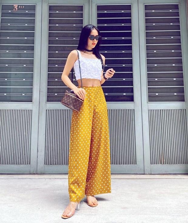 Chau Bui, Ninh Duong Lan Ngoc do street style cung dan sao Viet hinh anh 8