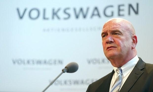 Volkswagen dam bao viec lam trong tinh hinh dich benh COVID-19 hinh anh 1